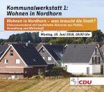 Kommunawerkstatt 1: Wohnen in Nordhorn @ Gasthouse Gecco | Nordhorn | Niedersachsen | Deutschland