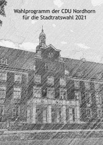 Das Wahlprogramm der CDU Nordhorn zur Stadtratswahl 2021